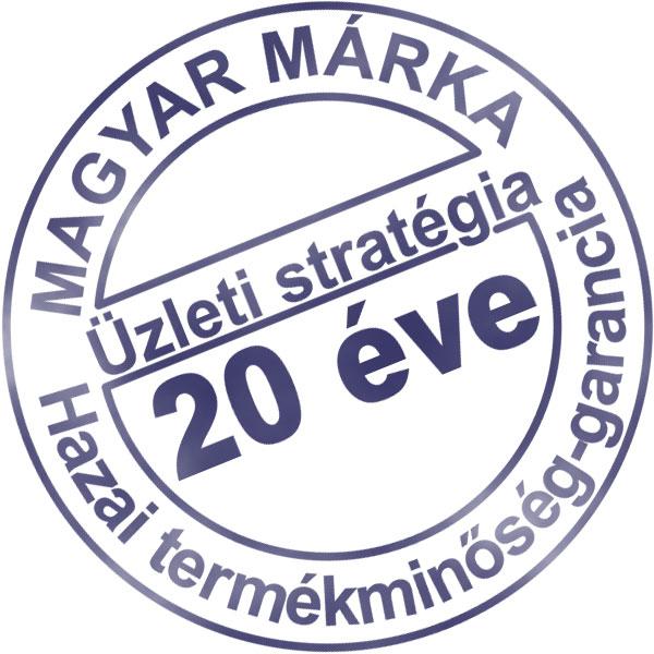 20 éves magyar márka