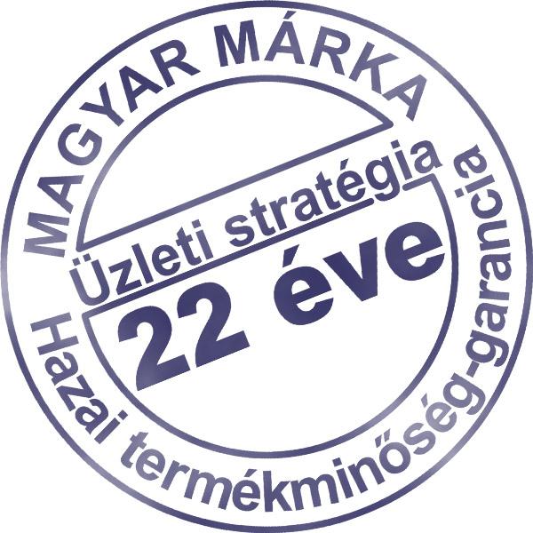 1998 óta Magyar Márka